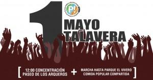 1º Mayo en Talavera