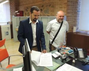 Izquierda Unida presenta en Las Cortes de Castilla-La Mancha una moción en materia educativa. 2