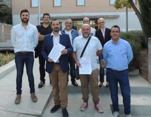 Izquierda Unida presenta en Las Cortes de Castilla-La Mancha una moción en materia educativa. 3