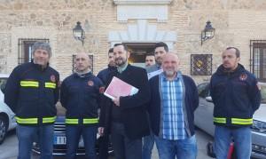 Ley del Fuego Cortes CLM Bomberos