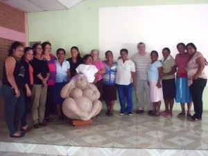 Ricardo Gayol en Nicaragua