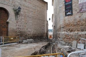 San Clemente Toledo obras