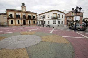 plaza ayuntamiento Malpica